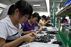 Китайцы много рабтают и мало отдыхают