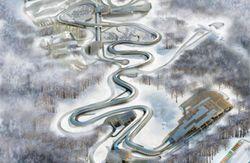 В Сочи из-за снега рухнула крыша олимпийской санно-бобслейной трассы – СМИ