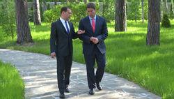 Медведев за свободу доступа к информации. Но только к разрешенной властью