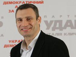 Кличко поздравил с Новым годом украинский народ
