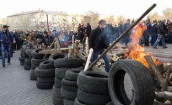 Горняки Донбасса будут круглосуточно защищать шахты от сепаратистов