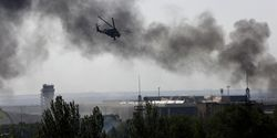 Запад отправит 1,5 млн. евро для восстановления Донбасса