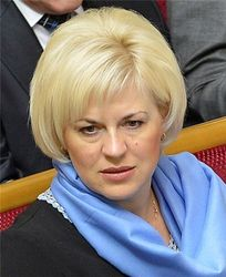 Ирина Сех покидает пост губернатора Львовской области