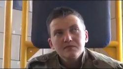 МИД Украины: Савченко – политзаключенная