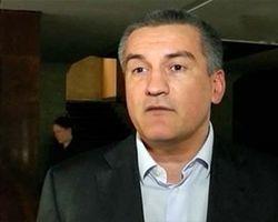 Аксенов уже утром будет просить Путина забрать Крым