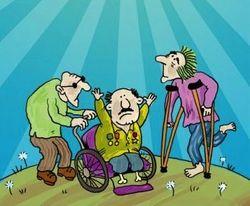 Новый криминальный бизнес в Узбекистане – у инвалидов отбирают коляски