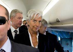 По пути Стросс-Кана: глава МВФ Лагард хочет возглавить Францию