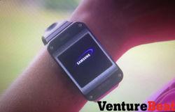 Промо-видео показало свойства Galaxy Gear