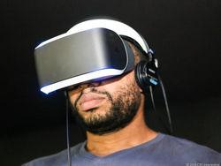 Слухи о шлеме виртуальной реальности Sony Project Morpheus подтвердились