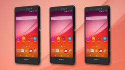 Sony отменила выпуск Xperia Z4v