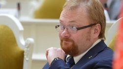 Депутат Милонов поддержал Охлобыстина сажать за мужеложество