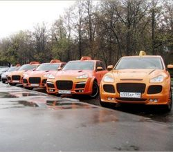 Таксистов Москвы обучат культуре поведения