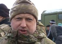 Донбасс начал поддерживать власть Украины – Турчинов