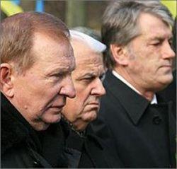 Россия вмешивается в конфликт в Украине – Кравчук, Кучма, Ющенко