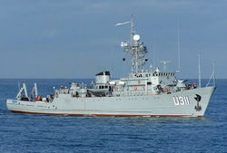 В Севастополе захвачен последний украинский боевой корабль