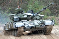 Национальную гвардию усилят отечественными танками – Аваков