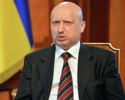 Турчинов просит КС рассмотреть «декларацию о независимости Крыма»