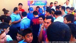 В столице Узбекистана акция Pepsi переросла в скандал, сотрудников предприятия арестовали
