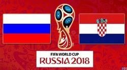 Россия проиграла в четвертьфинале хорватам