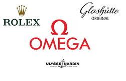 52 популярных бренда и продавца элитных часов в Интернете в сентябре 2014г.