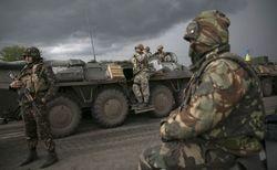 В Углегорске заградотряды останавливают десантников РФ – блогер