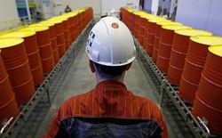 Нефть Brent пробила отметку 30 долларов