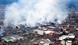 Японская АЭС «Фукусима» отравляет жизнь в океане