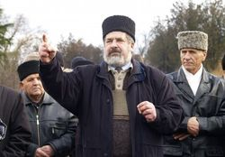 Крымские татары хотят спецзакон для себя в Украине