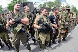 Российские наемники в Донбассе