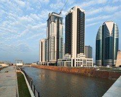 Рамзан Кадыров намерен построить в Грозном 400-метровый небоскреб