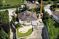 СМИ о скандале с«швейцарской крепостью» принцессы Узбекистана Г. Каримовой