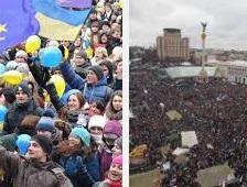 Евромайдан напомнит о себе депутатам мирным шествием возле Рады