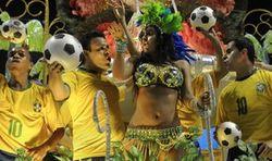 В Бразилии к ЧМ по футболу снимут фильм в стиле порно