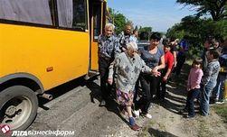 АТЦ определил гуманитарные коридоры для жителей Донецка, Луганска, Горловки
