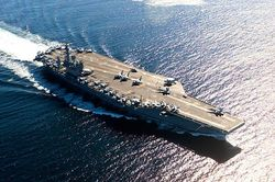 ВМС США возвращает боевые корабли с Сирии - война не нужна