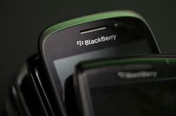 BlackBerry отдает Foxconn производство смартфонов