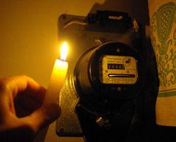 В контролируемом боевиками Алчевске замерзли системы отопления многоэтажек
