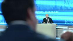 Песков просит помощи силовиков для защиты «прямой линии» с Путиным