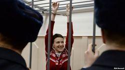 Надежда Савченко дала обширное интервью «Открытой России»