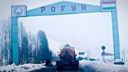 Премьер Узбекистана напомнил коллеге из Таджикистана о претензиях по поводу Рогунской ГЭС