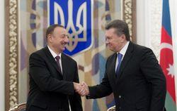 Встреча Януковича и Алиева как возрождение ГУАМ