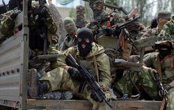Террористы бежали из Северска, опасаясь окружения