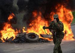 Задача блокирования границы, Донецка и Луганска практически выполнена