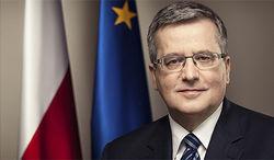 Президент Польши: Янукович руководствуется интересами своего окружения