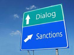 Последствия финансовых санкций трудно просчитать – Bloomberg