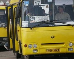 Из-за единого билета в Киеве цена за проезд в маршрутках будет до 5 гривен