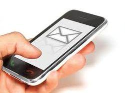 Apple позаботится о любителях писать SMS-сообщения на ходу