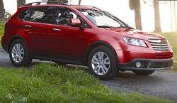 Subaru Tribeca в 2014 году канет в Лету – спрос не тот