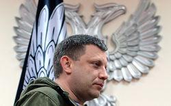 Главарь ДНР Захарченко