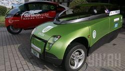 Электромобили набирают популярность в Европе